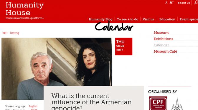 Film and Conversation Ararat